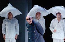 R.Tuminas įvardijo gražiausią jubiliejų mininčio G. Girdvainio vaidmenį