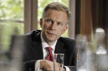 Į korupcijos skandalą įsivėlęs Latvijos centrinio banko vadovas iš pareigų nesitrauks