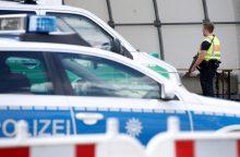 Vokietijoje nudurtas gydytojas, jo asistentė – sužalota