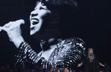 Per MTV apdovanojimus muzikos pasaulis atidavė pagarbą velionei A. Franklin