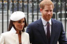 Princo Harry ir M. Markle vestuvėms – tortas pavasario tema
