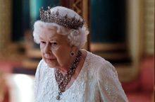 Karalienės Elizabeth II gimtadienis – skambant muzikos žvaigždžių ritmams