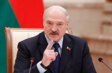 A. Lukašenka sutiko, kad Baltarusijoje nemokamai veiktų dvi Rusijos bazės