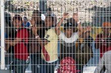 D. Trumpas siūlo nuolaidų dėl imigrantų