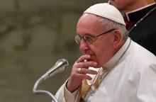 Tvirkinimą patyrę žmonės susitiks Vatikane