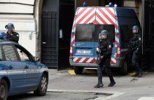 Dėl planuojamų išpuolių Prancūzijoje suimti 10 ultradešiniųjų aktyvistų