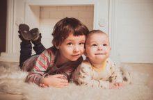 Vaistininkė: vitaminų trūkumą išduoda vaikų elgesys