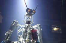 """Albumą pristatę """"Compressorhead"""" robotai papasakojo, kodėl atsisakė groti su SEL"""