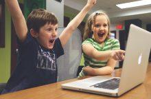 Programuotojai – pradinių klasių moksleiviai?