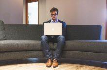 Į rinką veržiasi dešimt naujų startuolių