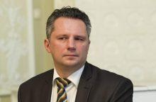 Baigiantis kadencijai, atleidžiamas Lietuvos vyriausiasis archyvaras R. Kraujelis