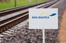 """Dalis savininkų perleido savo žemes """"Rail Balticos"""" geležinkeliui tiesti"""