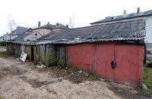 Rokiškio rajone apvogti keturi garažai