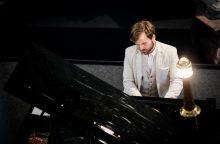 Koncertuose – fortepijono ir vėjo duetas