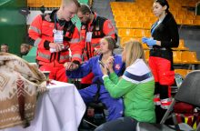 Kai diagnozė – profesionalusis sportas