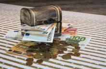 Lietuvos gyventojų pensijų santaupos netrukus pasieks 3 mlrd. eurų