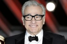 JAV kino filmų kūrėjui M. Scorsesei – premija už menus