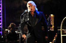 Mirė Rusijos operos dainininkas D. Chvorostovskis