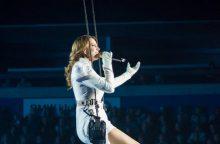 I. Valinskienė rengia futuristinį šou elektroninės muzikos stiliumi