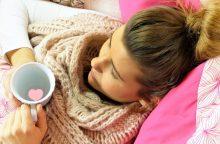 Didžiausias sergamumas gripu ir peršalimo ligomis – Kaune