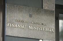 Po VPT išvados Finansų ministerija nutrauks apskaitos sistemos konkursą