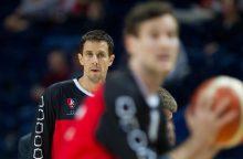 Pirmojo LKL turo MVP – rekordą pasiekęs vyriausias krepšininkas