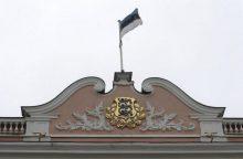 Dokumentus dalyvauti Estijos parlamento rinkimuose pateikė 10 partijų