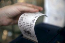Kvitų loterijoje – diskriminacija: plečiasi į prekybos tinklus, bet ne į didžiuosius