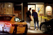Per teroro ataką Toronte sužeista mažiausiai 15 žmonių