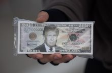Ekonomistai: D. Trumpo tarifai pakenks JAV ekonomikai