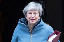 """ES šaltinis: jokio """"Brexit"""" susitarimo """"Šarm eš Šeicho dykumoje"""" nebus"""