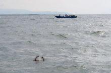 Kongo Demokratinėje Respublikoje nuskendus laivui žuvo 50 žmonių