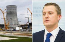 Ž. Vaičiūnas: Astravo AE gali lemti branduolinės energetikos reputaciją