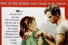 Mirė žymus filmų plakatų kūrėjas B. Goldas