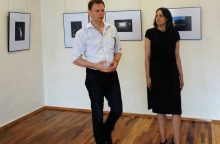 Klaipėdos bibliotekoje pristatoma dviejų debiutantų fotoparoda