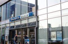 Estijos premjeras: pinigų plovėjams vietos mūsų šalyje nėra