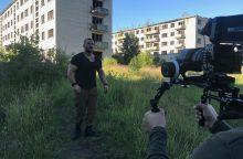 Naujame Ironvyto vaizdo klipe – šiurpūs vaizdai iš vaiduoklių miesto Latvijoje