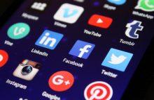Turintiems 5 tūkst. sekėjų socialiniuose tinkluose – valstybės kirtis