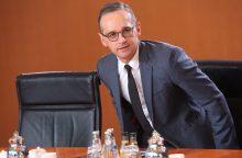 Vokietijos ministras: mes negalime apsieiti be JAV