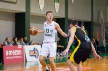 Lietuvos krepšinio talentų Top 10: perspektyviausi 18-mečiai