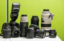 Kretingos rajone iš automobilio pavogta fototechnika