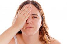Nemokamos akių vokų plastinės operacijos – neišnaudota pacientų galimybė