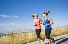 Ar sportas ir laimė susiję dalykai?