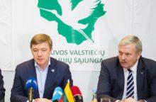 """""""Valstiečiai"""" Kauno rajone tvirtins kandidatus į Europos Parlamentą"""
