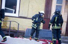 Rūkymas lovoje baigėsi tragiškai: gelbėtojai padėti jau negalėjo