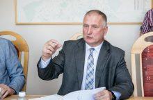 """Atsistatydino """"Kauno energijos"""" generalinis direktorius"""