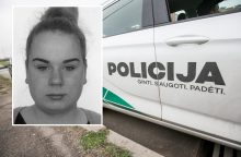 Ieškoma iš globos namų pabėgusi 15-metė
