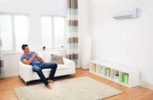 Šiuolaikiniai kondicionieriai – ir gaivi vėsa, ir jauki šiluma