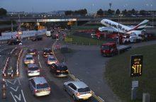Britanijos valdžia sprendžia planus dėl Londono oro uosto