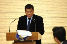 Filipinai: JAV pajėgos turi pasitraukti per dvejus metus